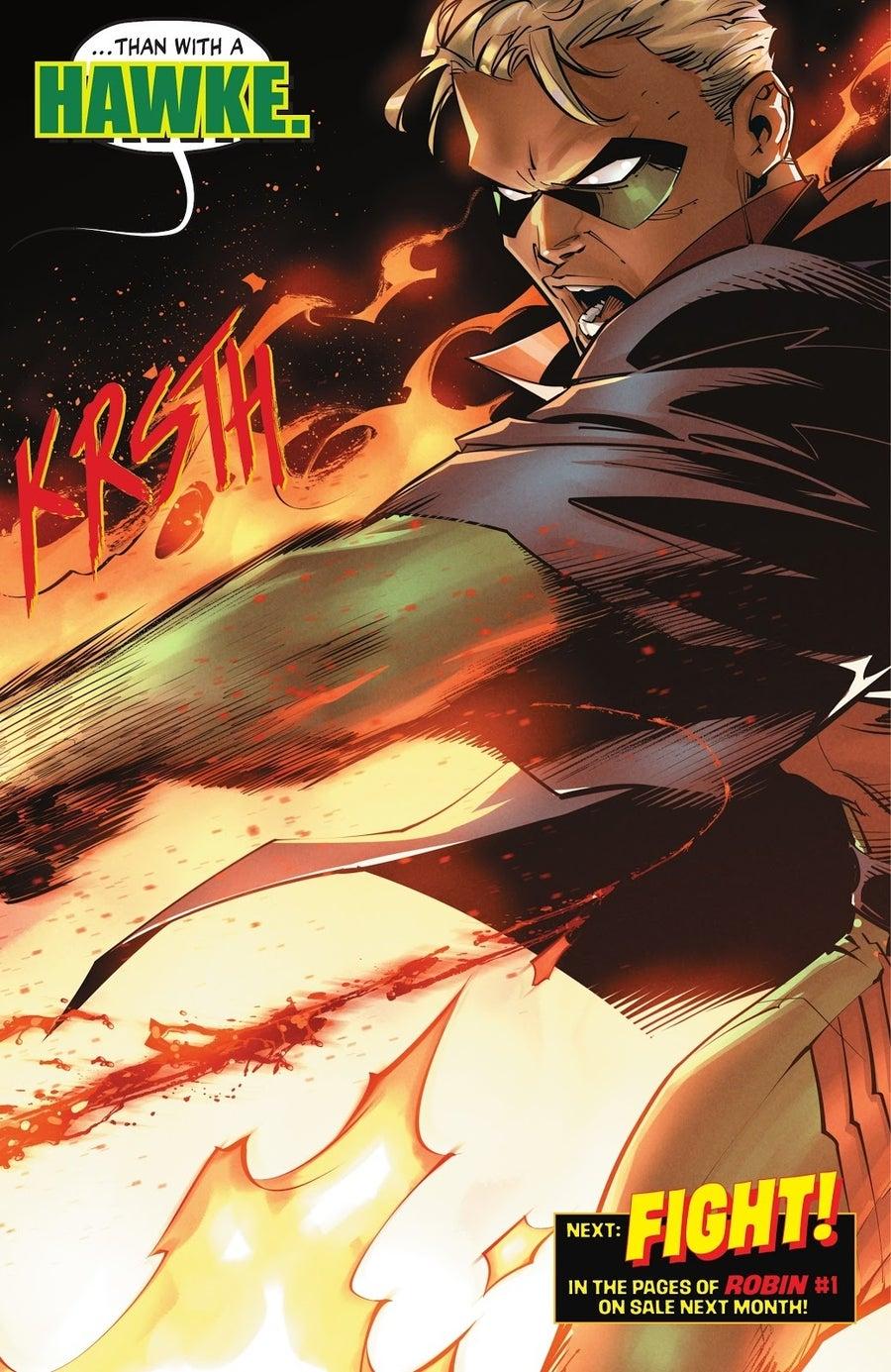 detective comics 1034 connor hawke return