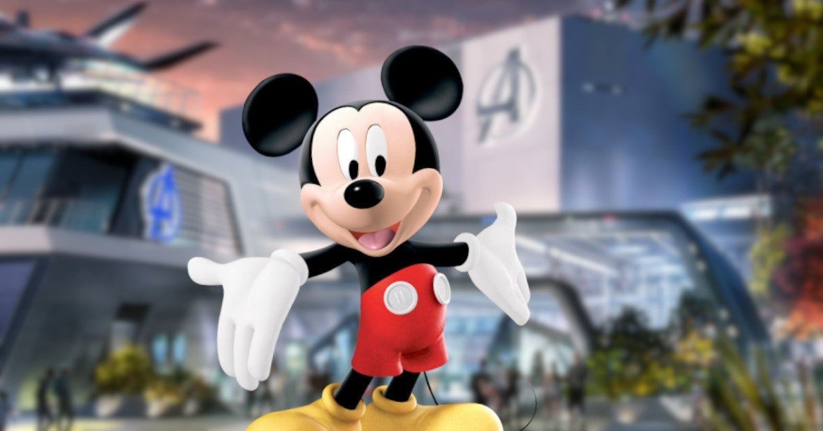 Disneyland Avengers Campus re opening dates 2021