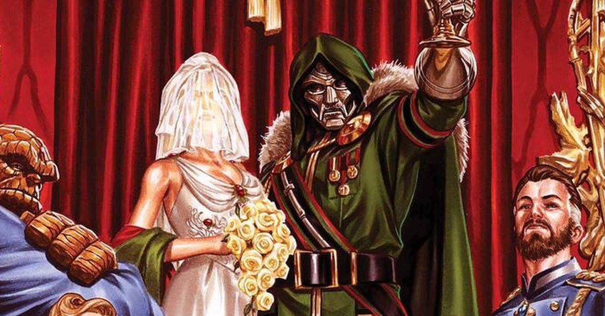 doctor doom married