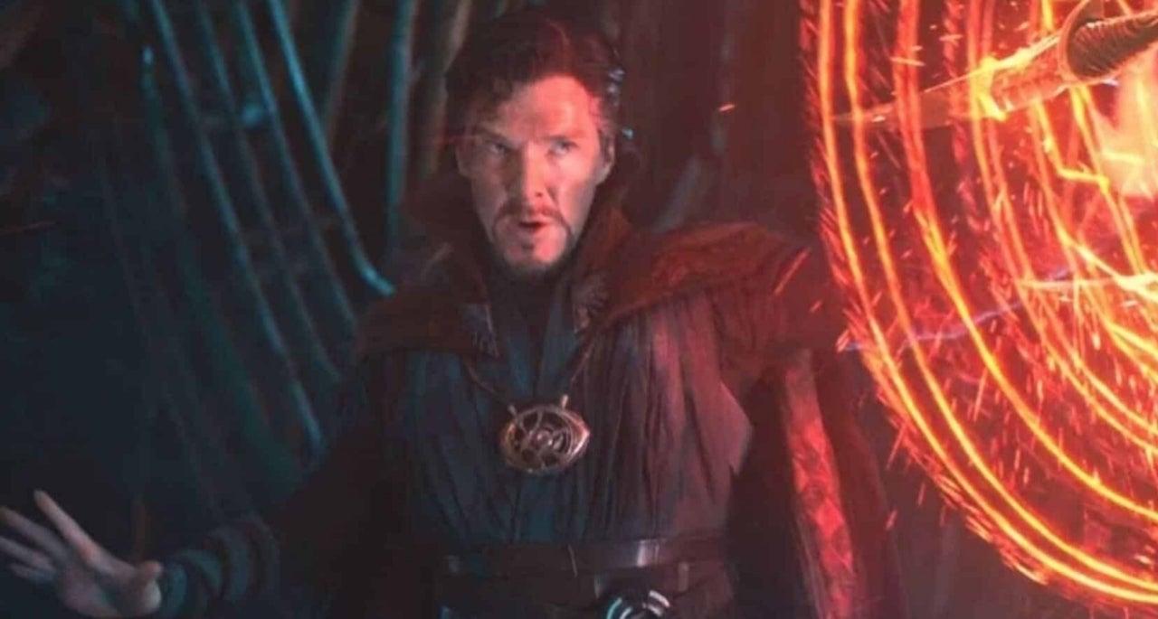 Doctor Strange Benedict Cumberbatch
