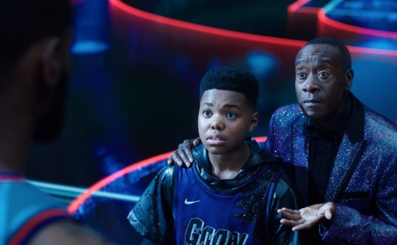 Space Jam: A New Legacy Reveals First Details About Don Cheadle's Villain