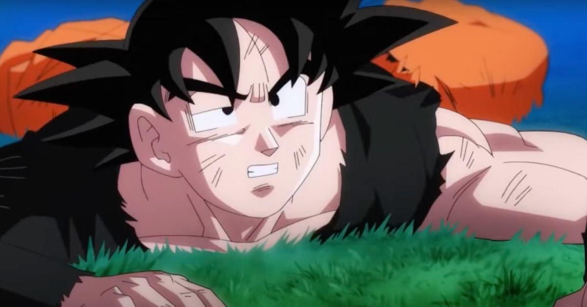Dragon Ball Heroes Goku Space-Time War