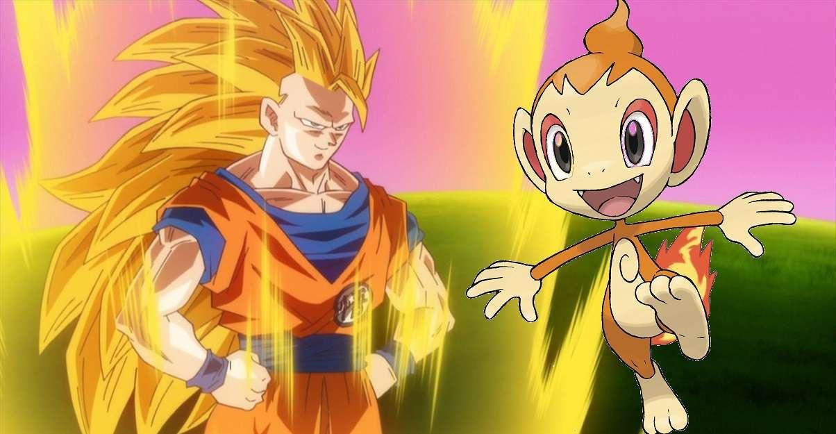 Dragon Ball Pokemon Goku