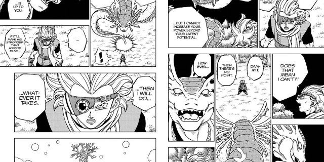 Dragon Ball Super 70 Spoilers Granloah Makes Wish Catch Strongest Warrior Shorter Life