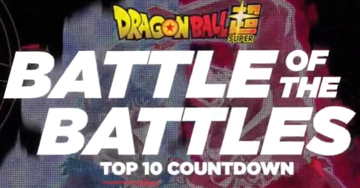 dragon ball super battle of the battles
