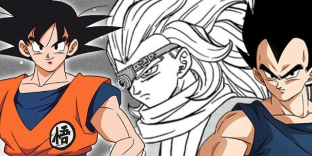 Dragon Ball Super Cliffhanger Goku Vegeta Granolah Fight Tease