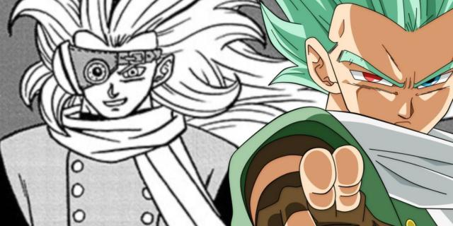 Dragon Ball Super Granolah New Powers Spoilers