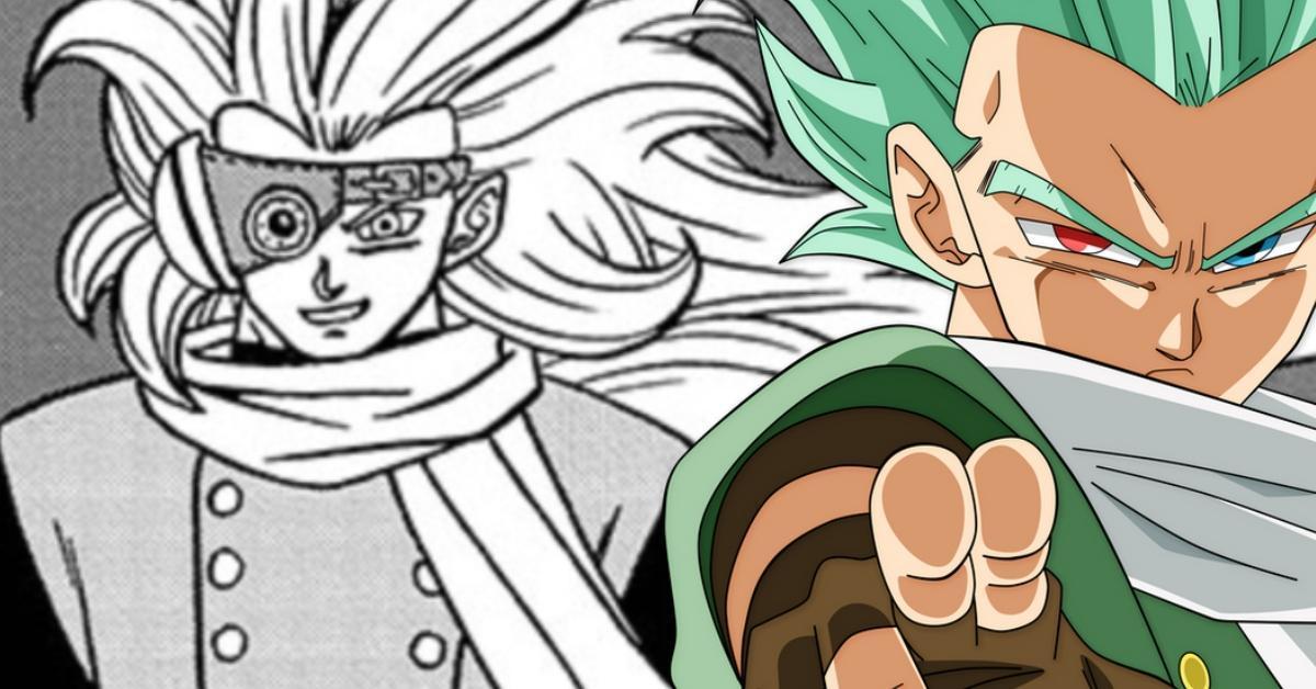Dragon Ball Super Granolah New Powers Spoilers