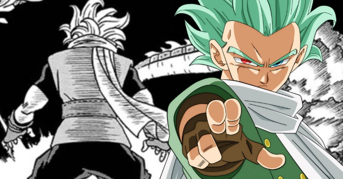 Dragon Ball Super Granolah Post-Wish Form Strongest Warrior in the Universe Spoilers