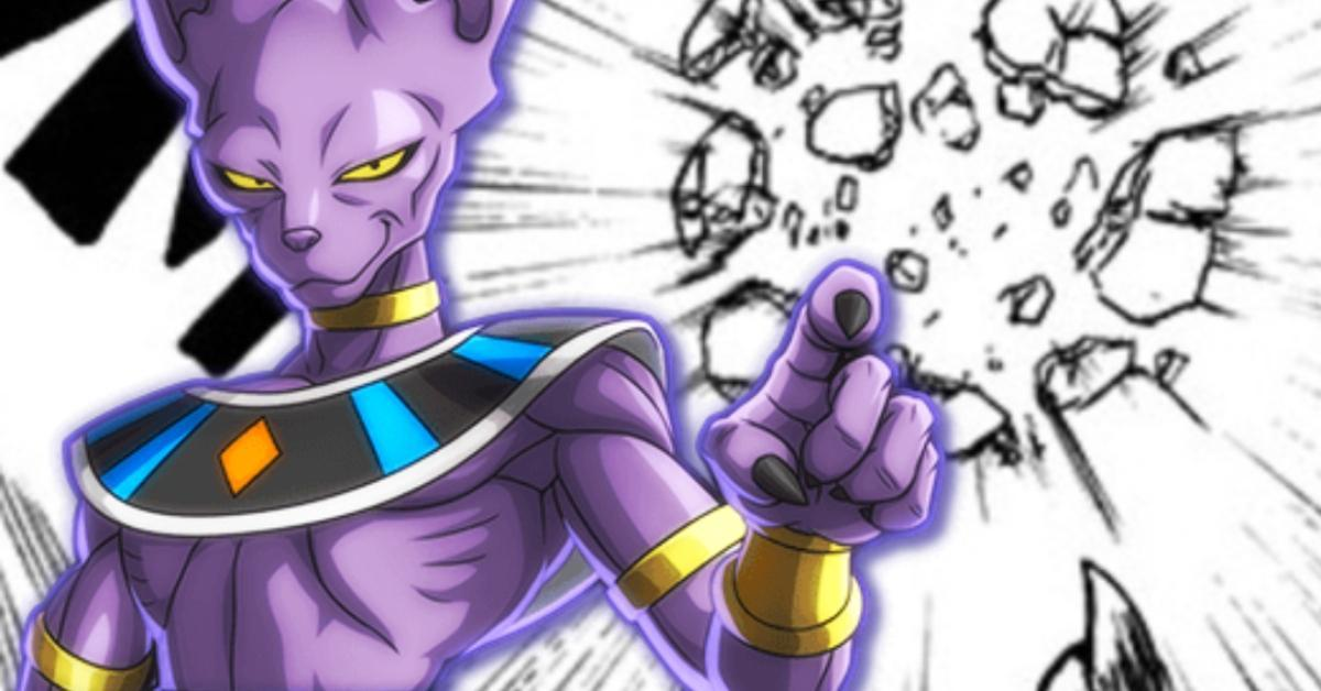 Dragon Ball Super Pro7maxx