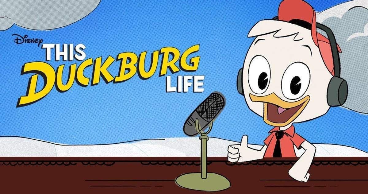 ducktales podcast series