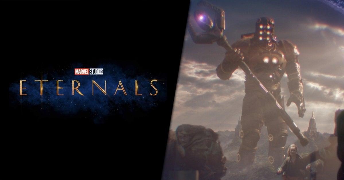 eternals celestials new look