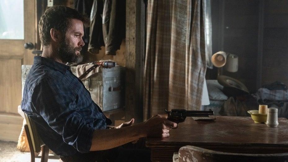 Fear the Walking Dead John Dorie Garret Dillahunt