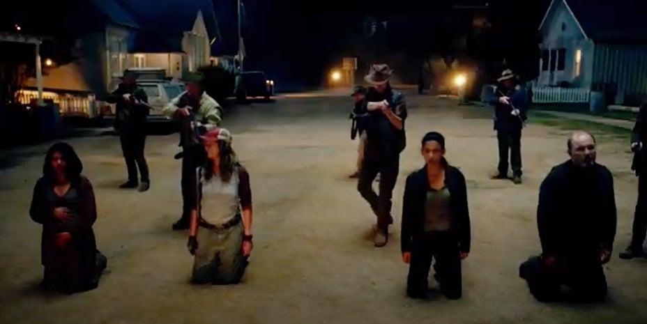 Fear the Walking Dead lineup