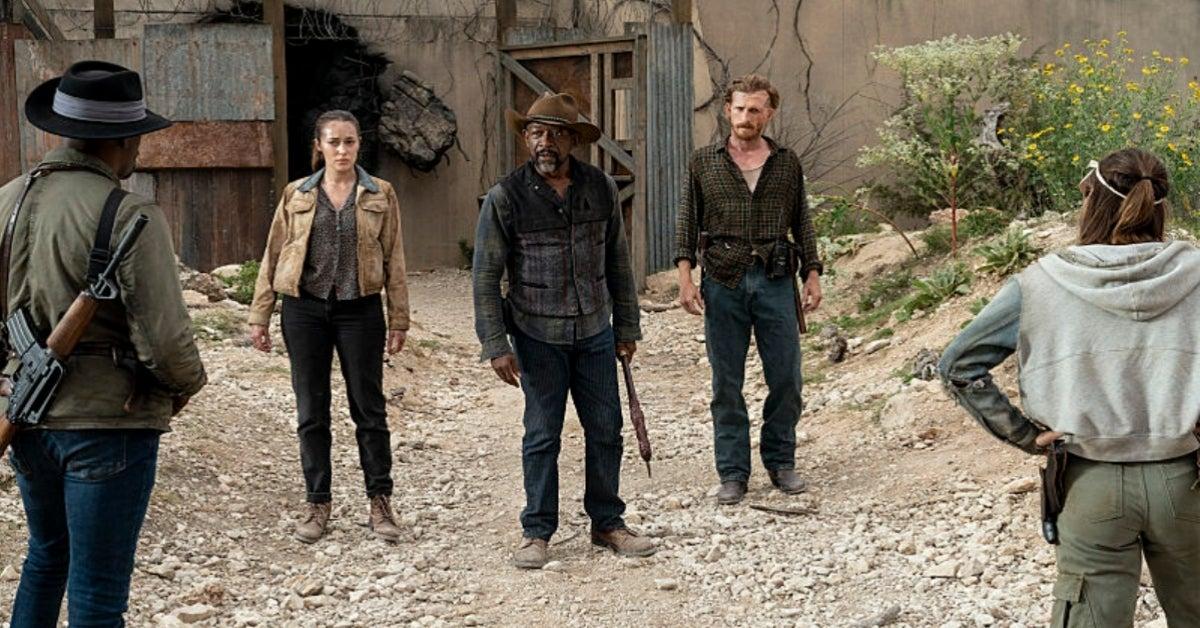 Fear the Walking Dead Season 6B