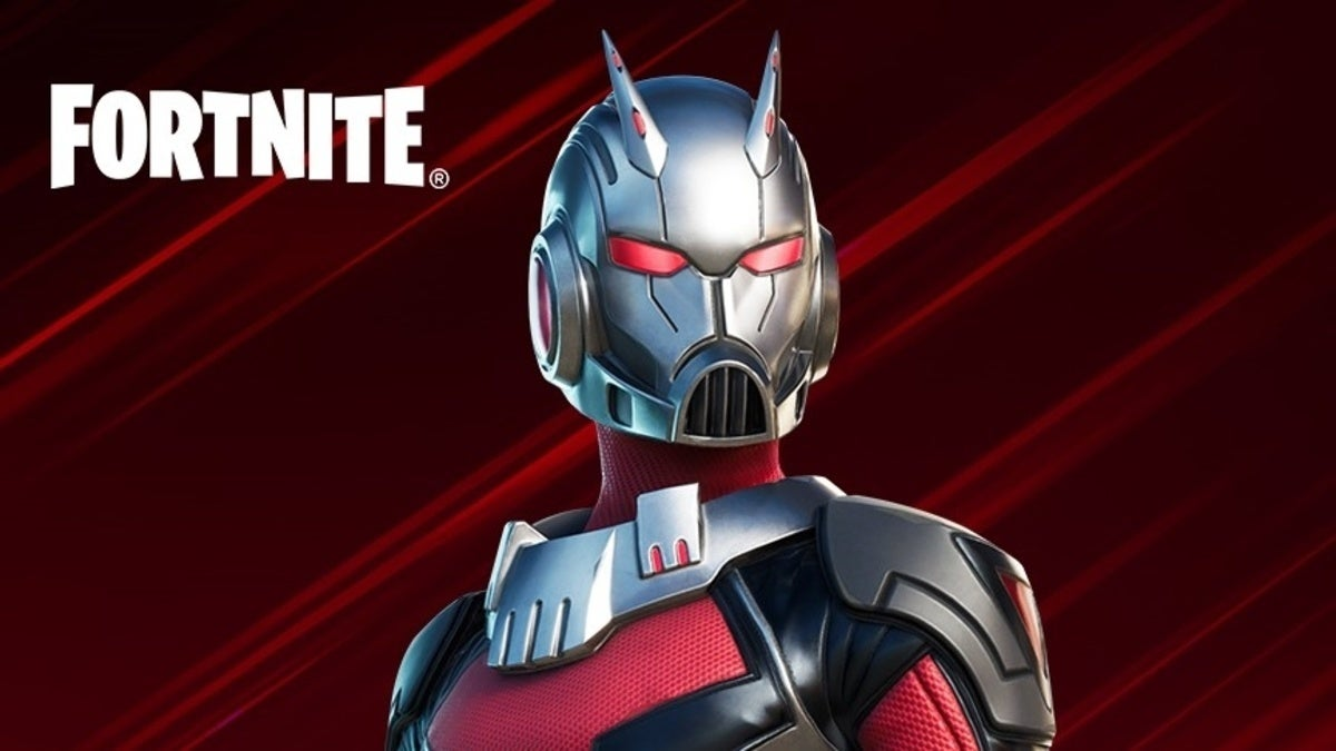 Fortnite AntMan