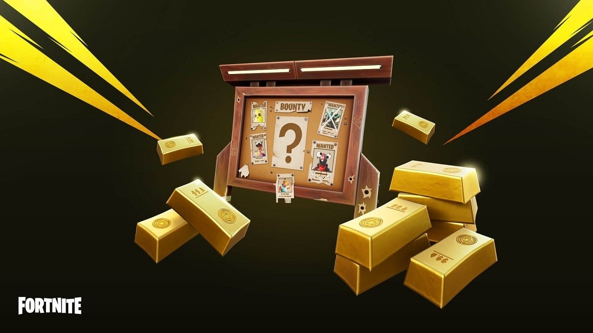 Fortnite Gold Bars