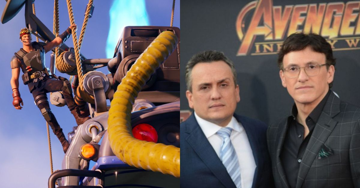 Fortnite Russo Bros