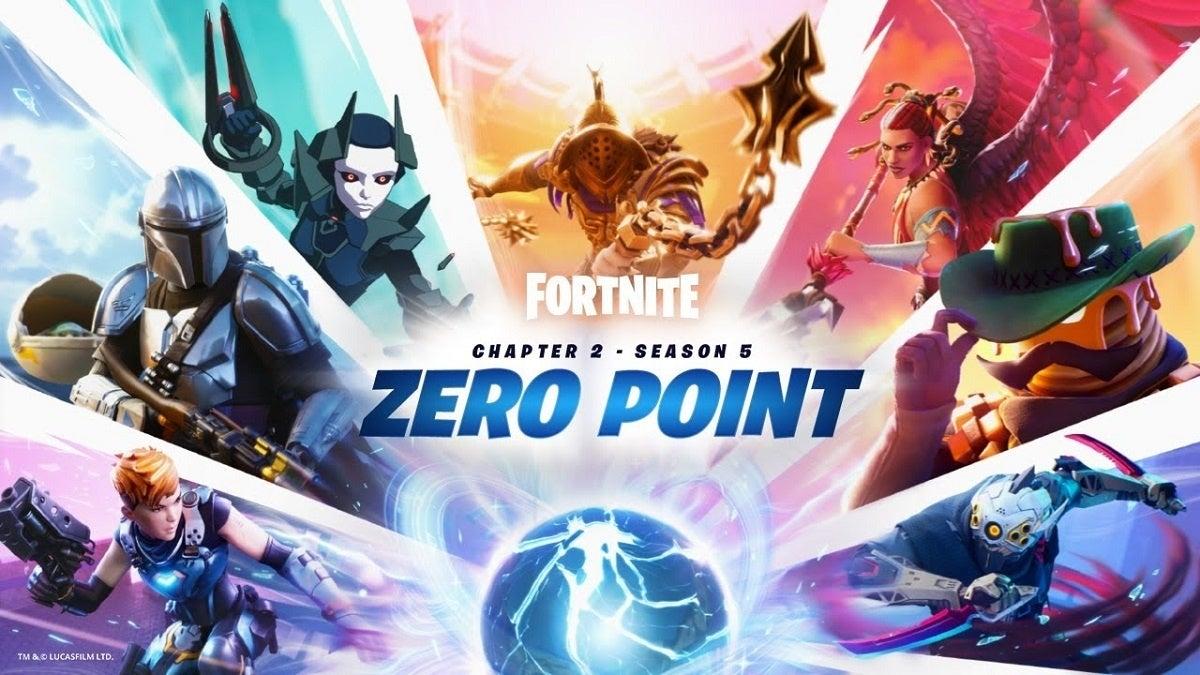 Fortnite Zero Point