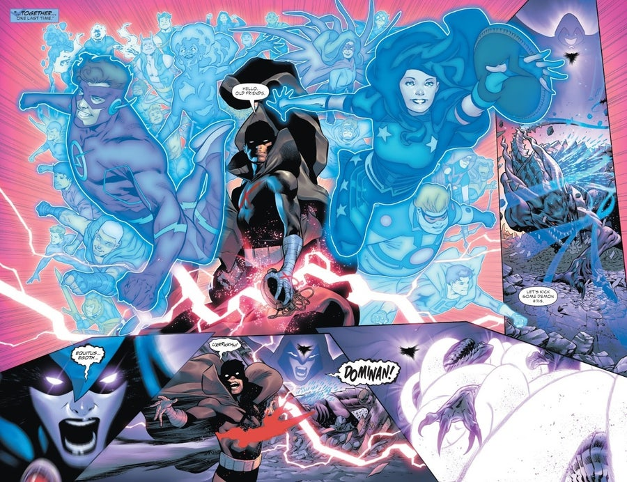 future state teen titans 2 red x identity