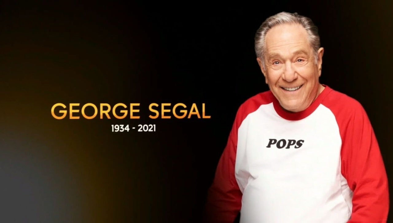 george segal the goldbergs tribute