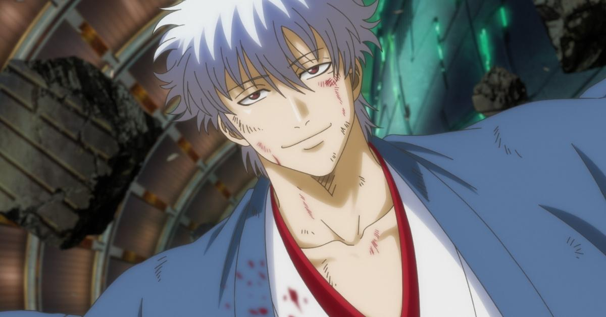 Gintama The Final Gintoki