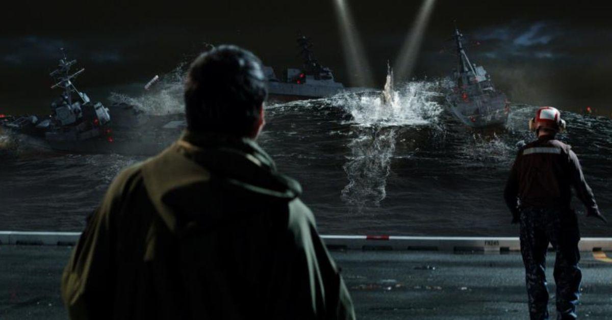 Godzilla 2014 4K Remaster