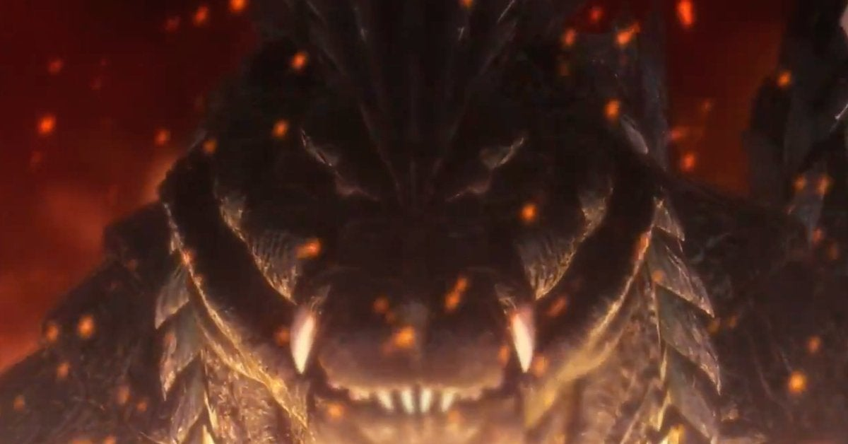 Godzilla Singular Point Netflix Anime (1)