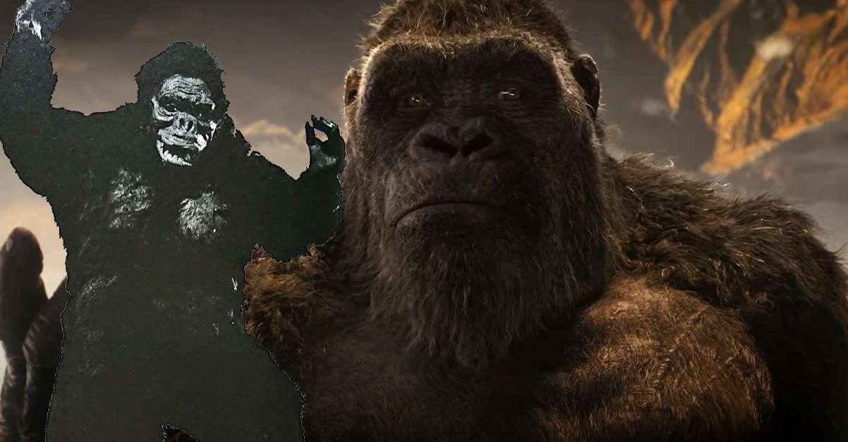Godzilla Vs Kong Classic Reference