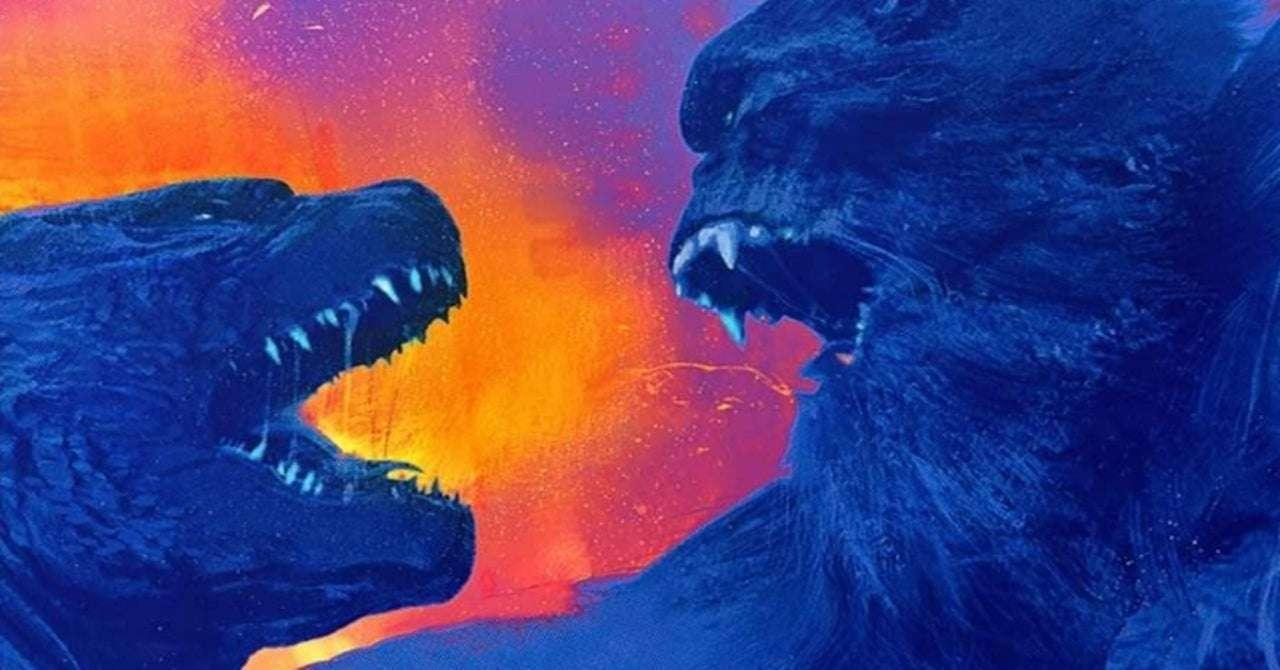 Godzilla Vs Kong IMAX