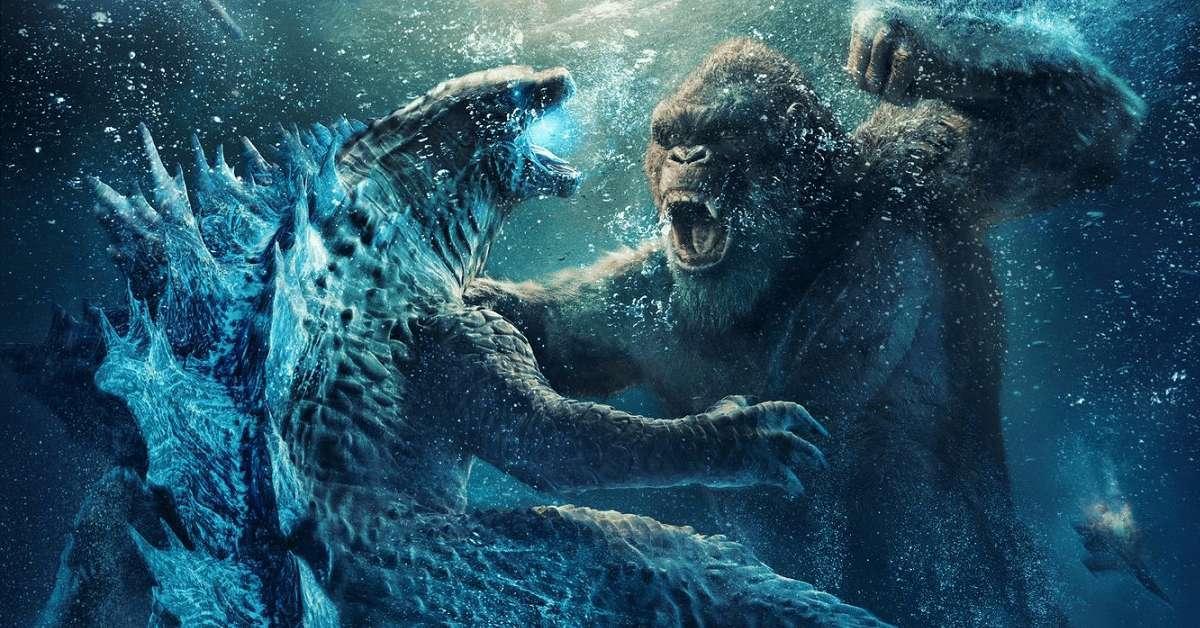 Godzilla Vs Kong Special Kaiju
