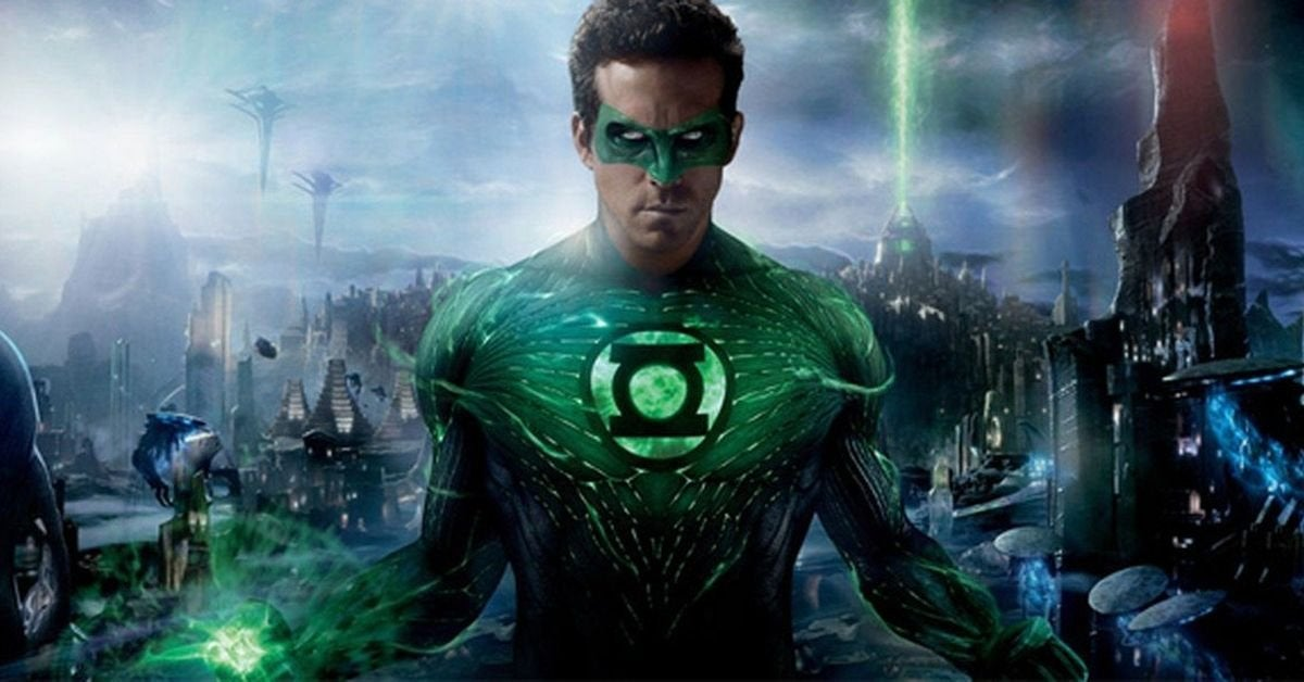green lantern ryan reynolds zack snyders justice league
