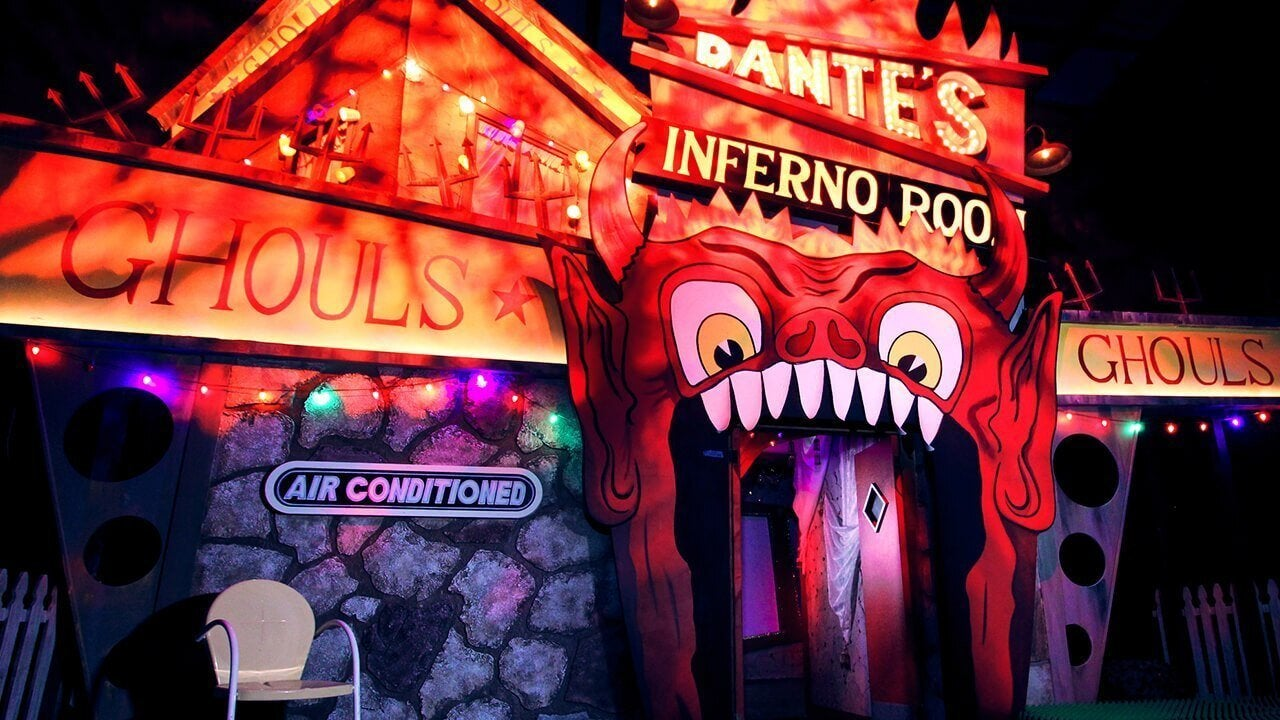 halloween horror nights orlando beetlejuice maze