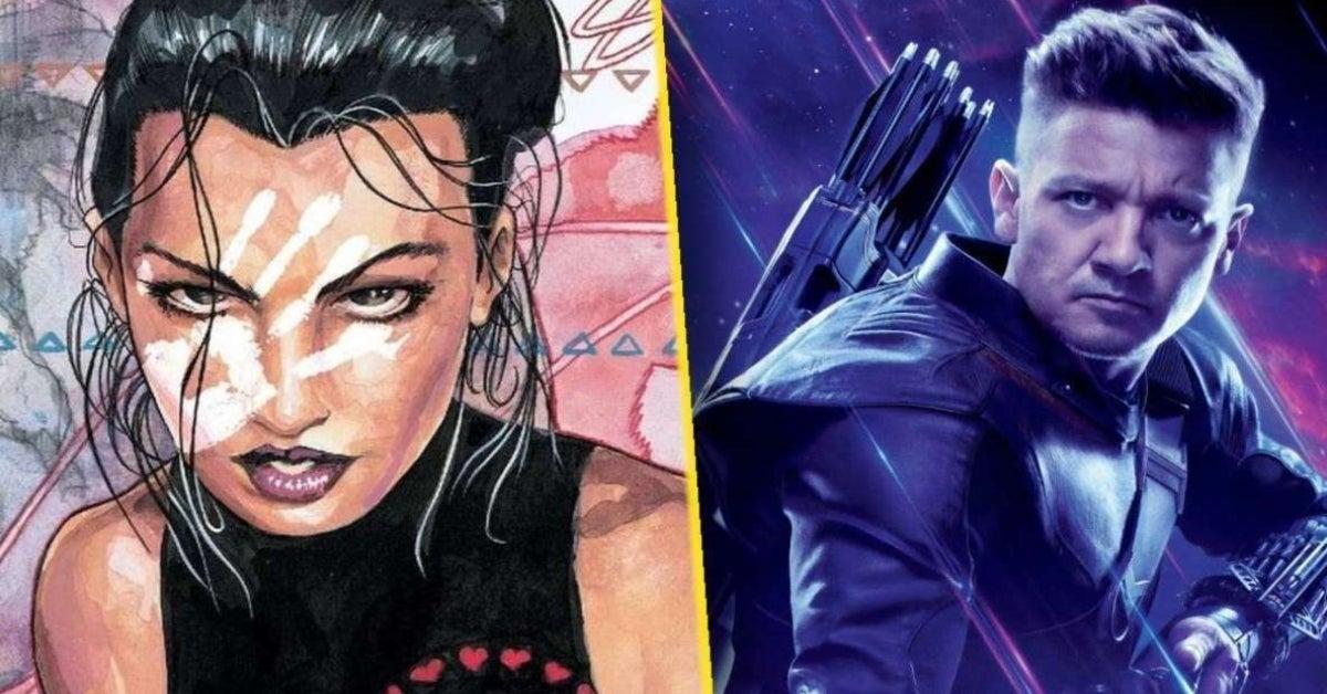 Hawkeye Echo Marvel Studios