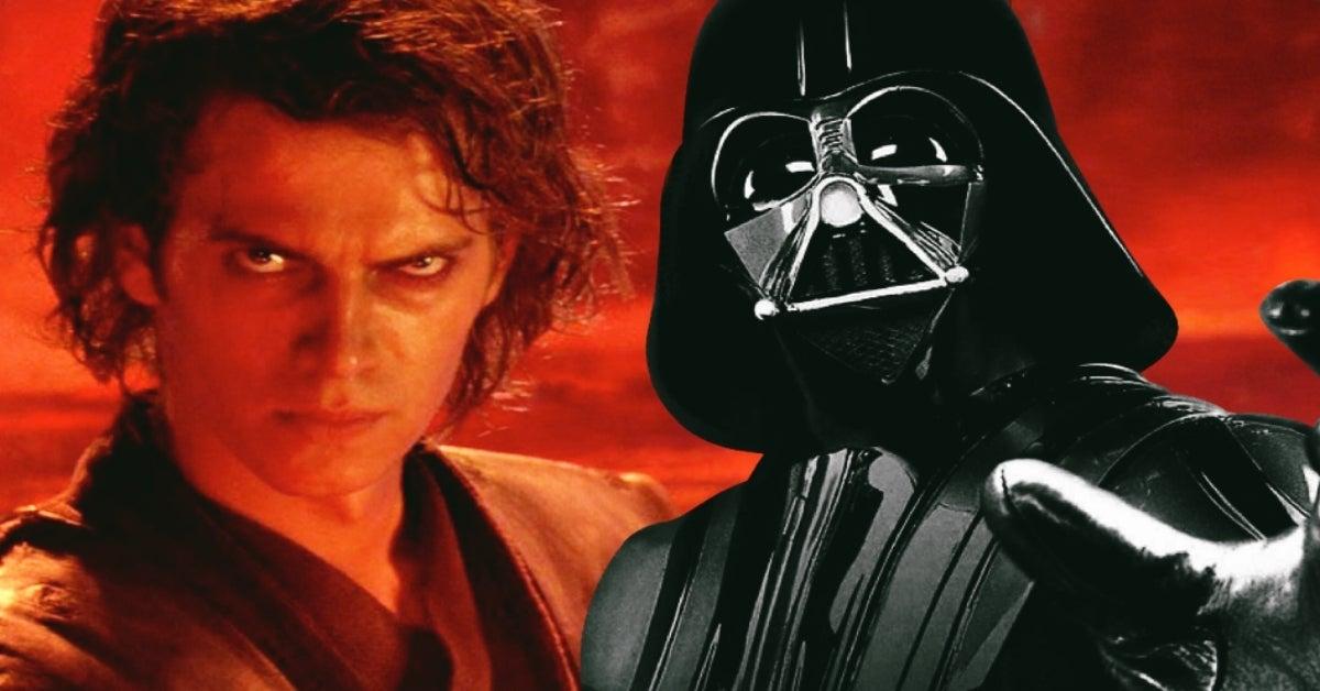 Hayden Christensen Darth Vader Star Wars