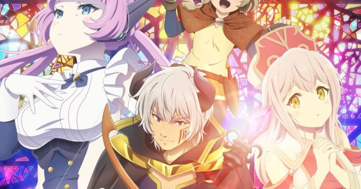 How Not to Summon a Demon Lord Season 2 Anime