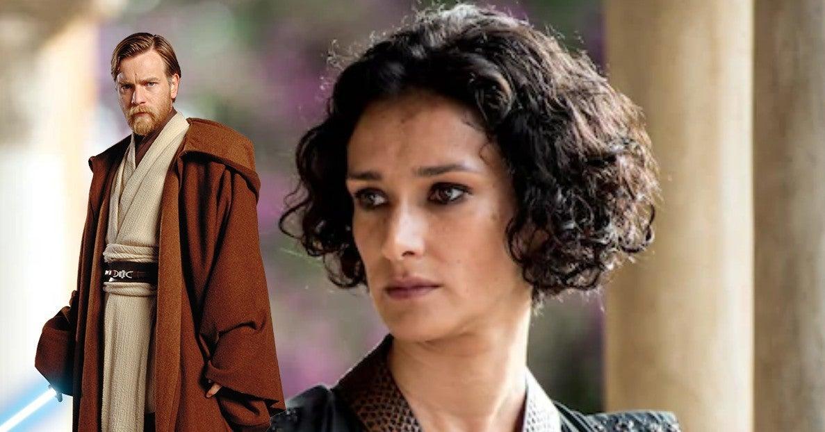 Indira Varma Star Wars Obi Wan Kenobi Cast