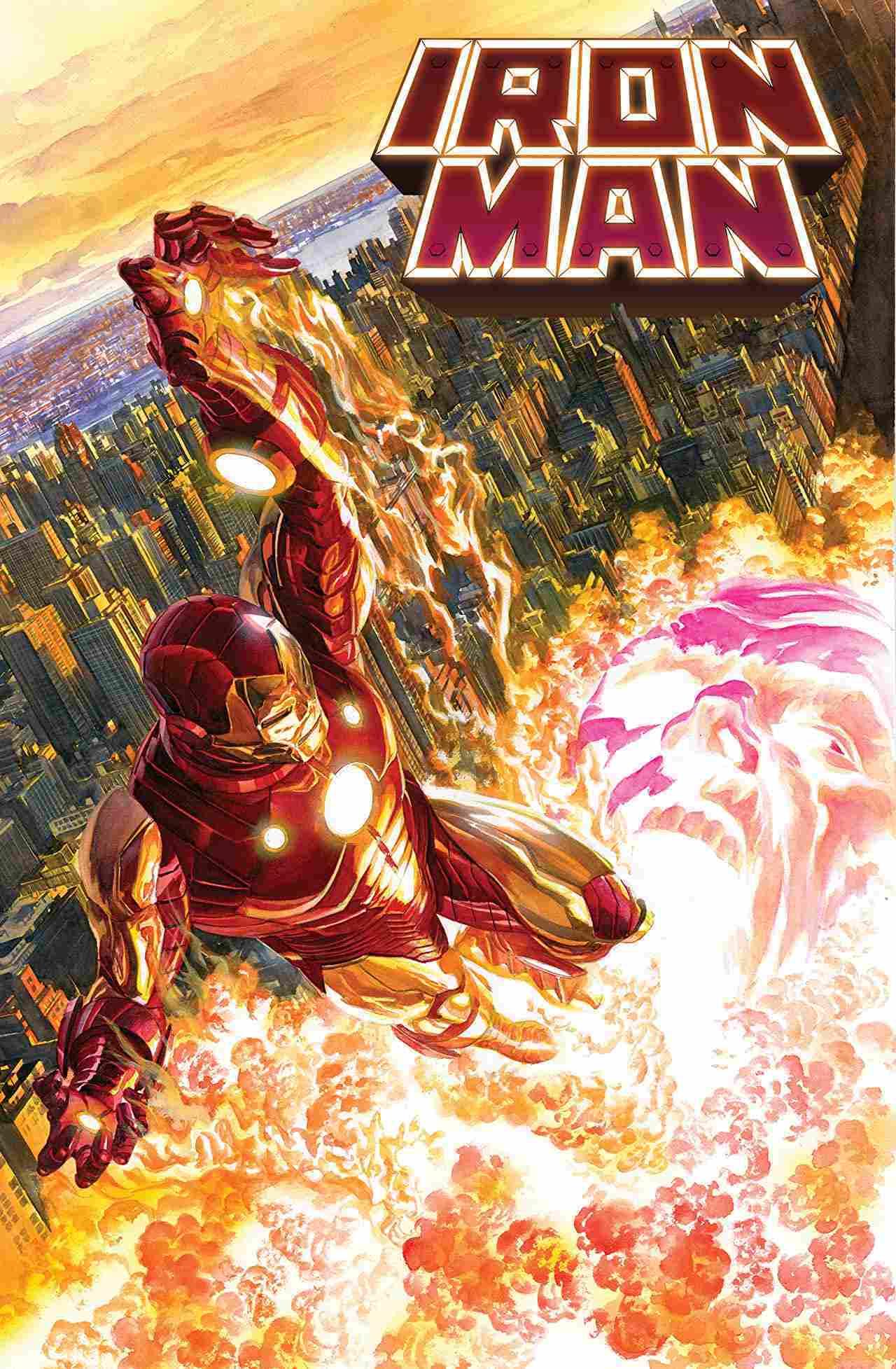 Iron Man Vol 1 Big Iron