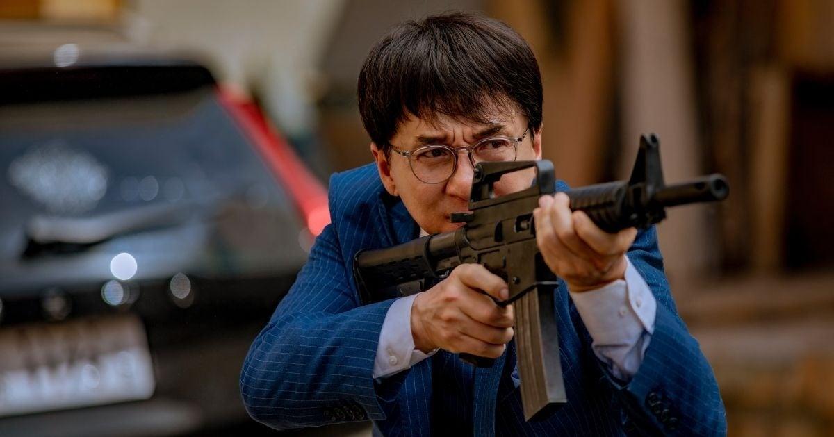 jackei chan vangard movie