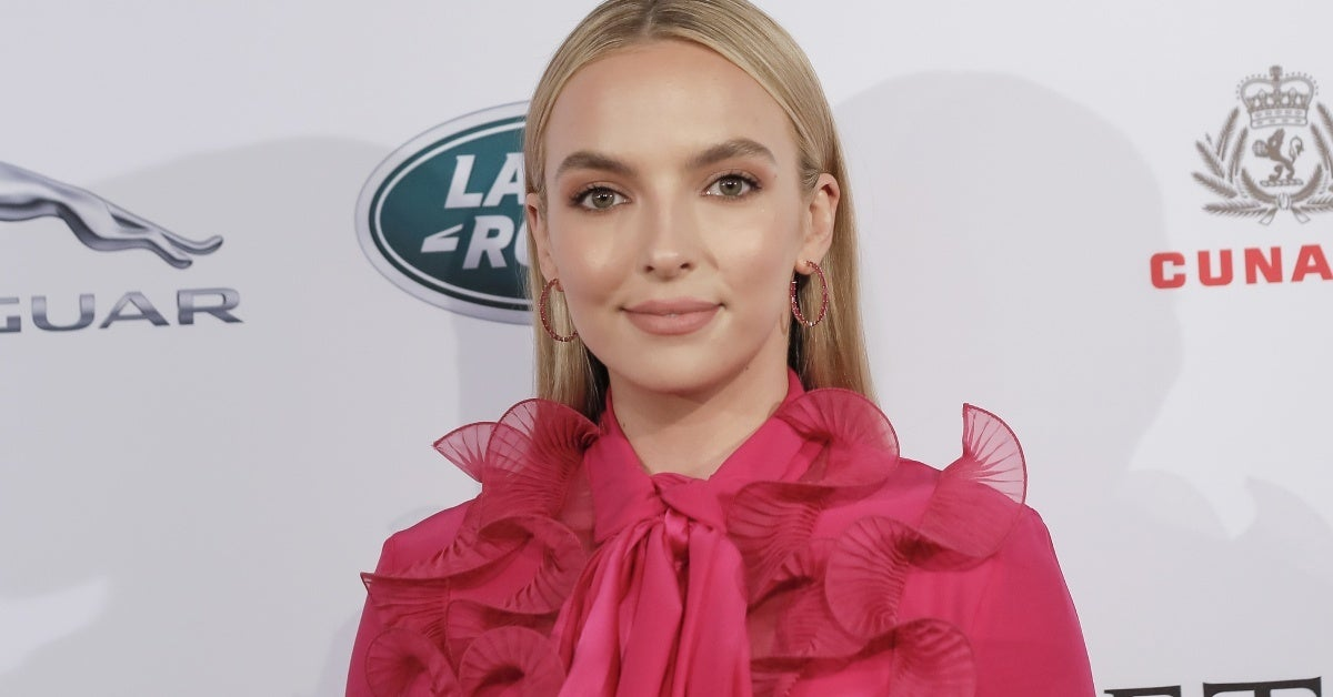 jodie comer getty images