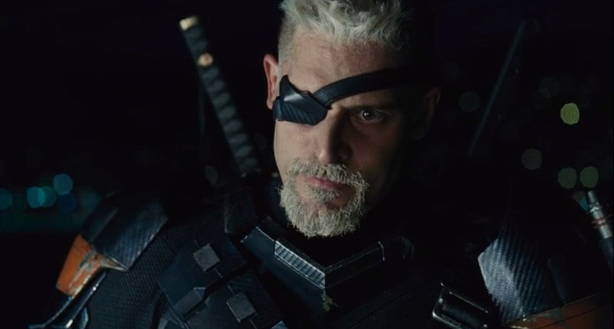 joe Manganiello deathstroke