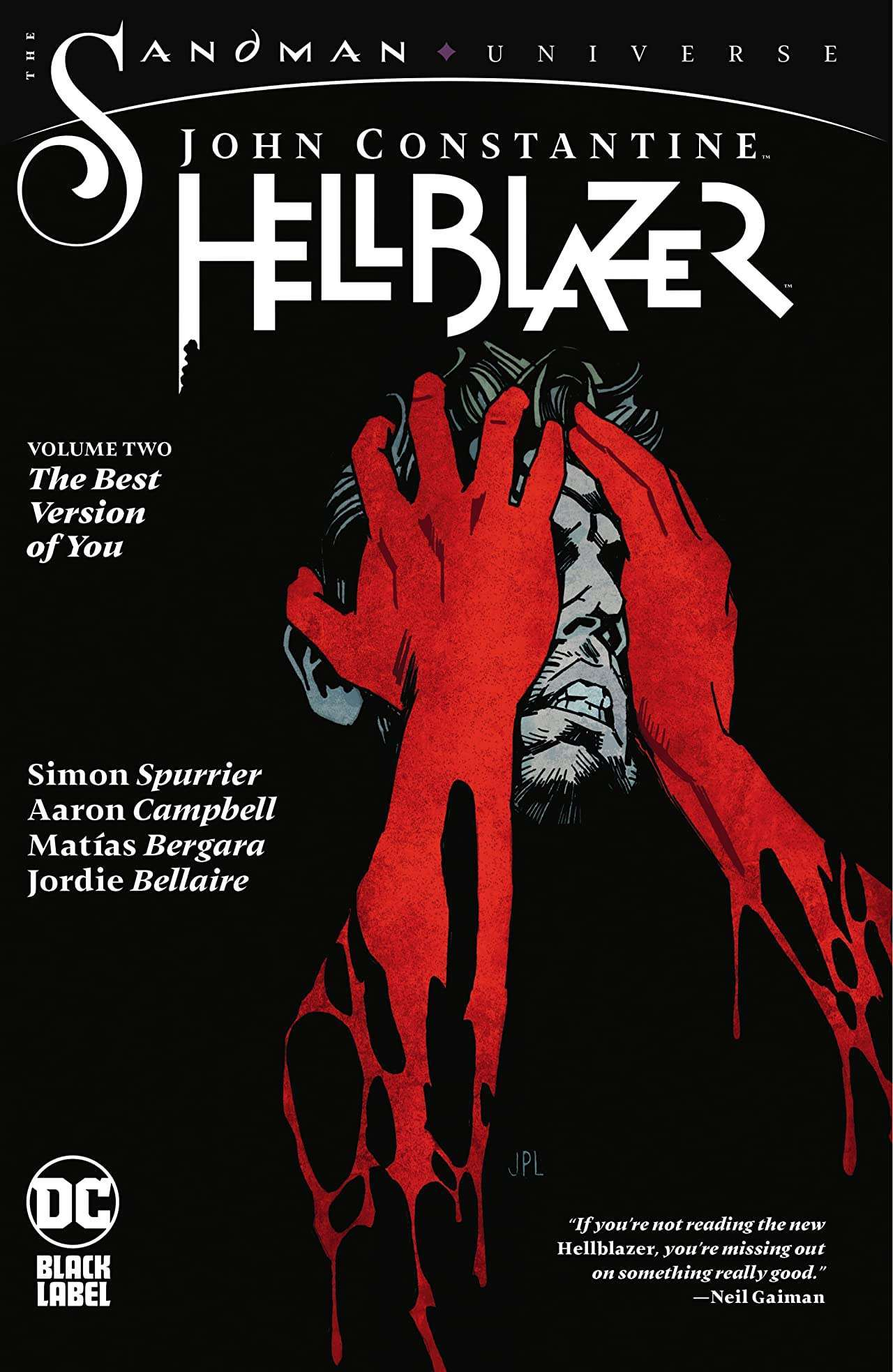 John Constantine Hellblazer Vol 2 The Best Version of You