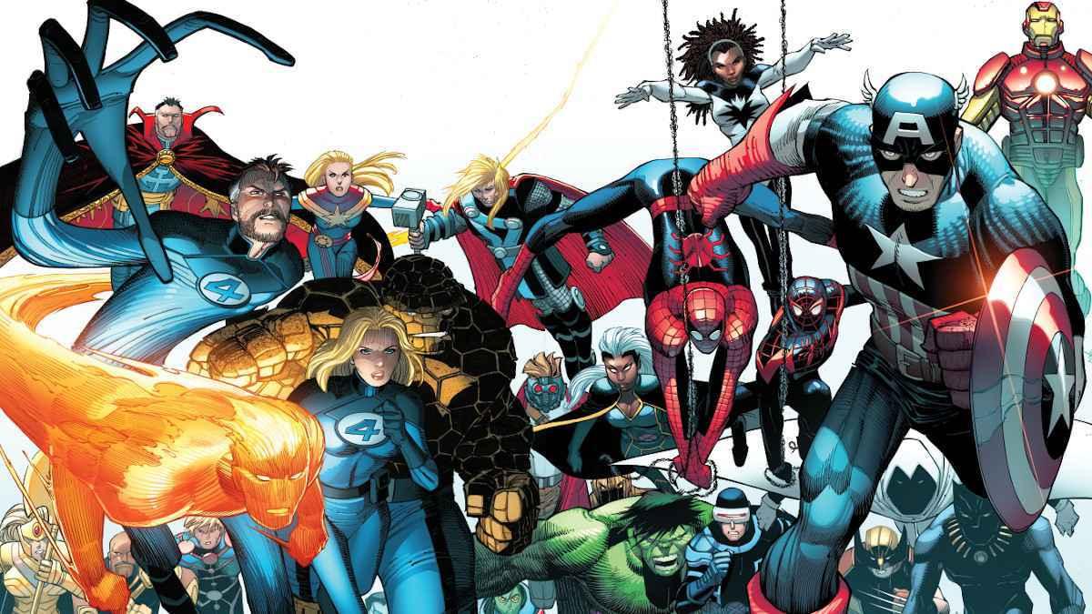 John Romita Jr Marvel Return