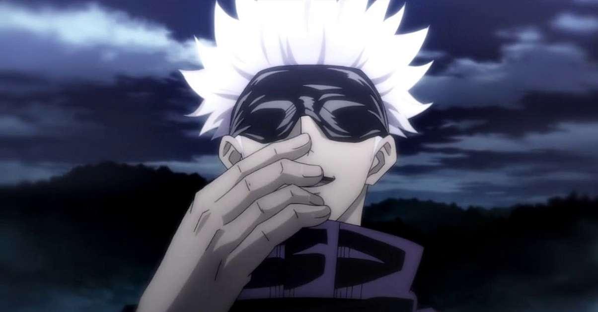 Jujutsu Kaisen Gojo Blindfold