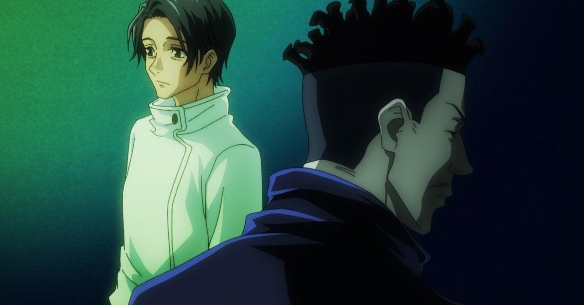 Jujutsu Kaisen Kinji Hakari Yuta Okkotsu Anime
