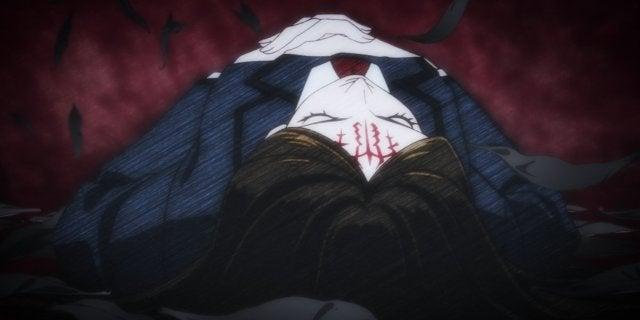 Jujutsu Kaisen Megumi Sister Tsumiki Fushigoro Anime