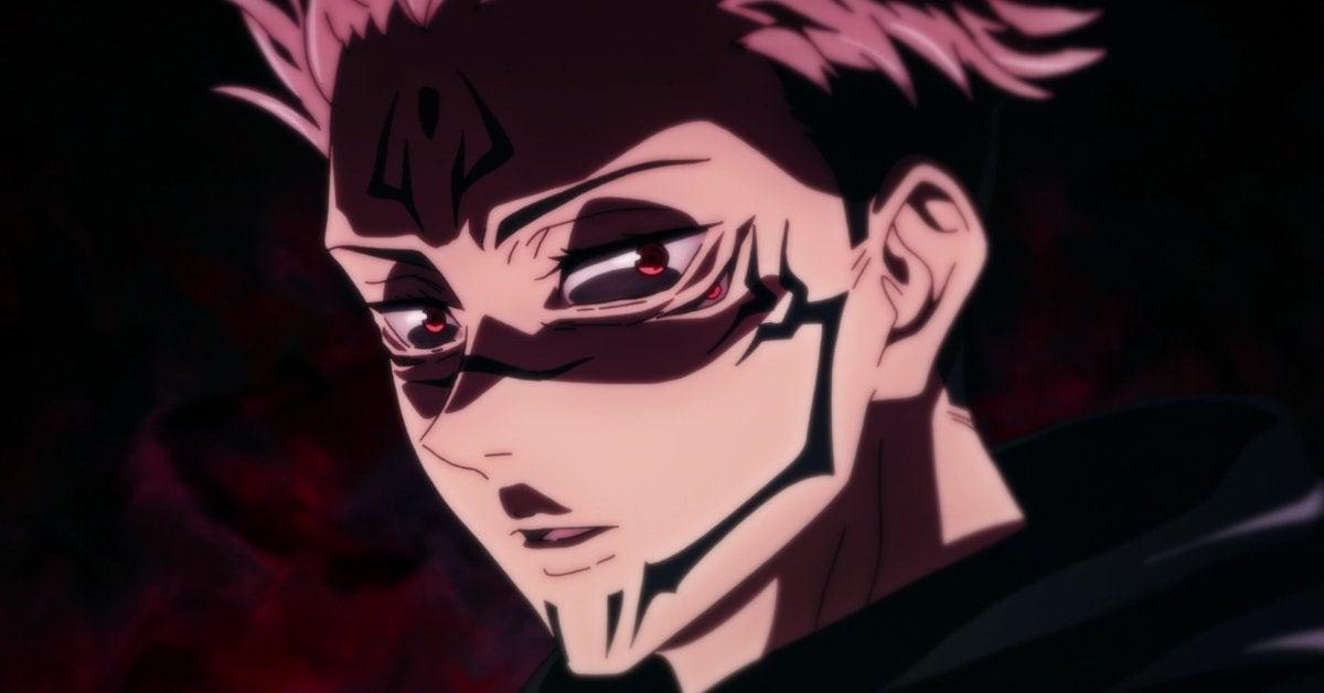 Jujutsu Kaisen Sukuna Anime