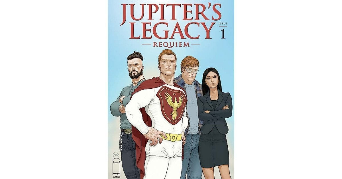 Jupiter's Legacy Requiem