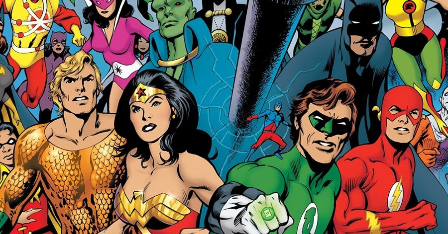 justice league comics jla the nail