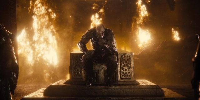 Justice League Snyder Cut Darkseid Omega Beams